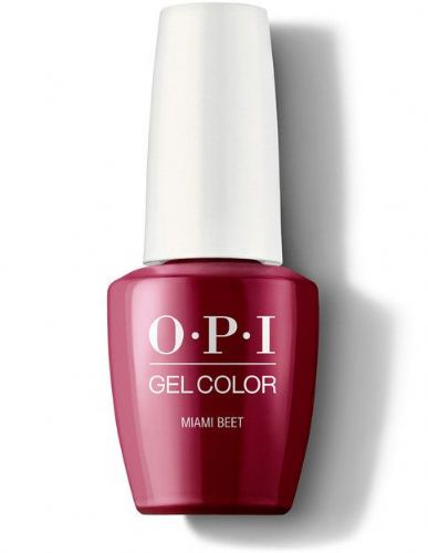 OPI Gelcolor Miami Beet
